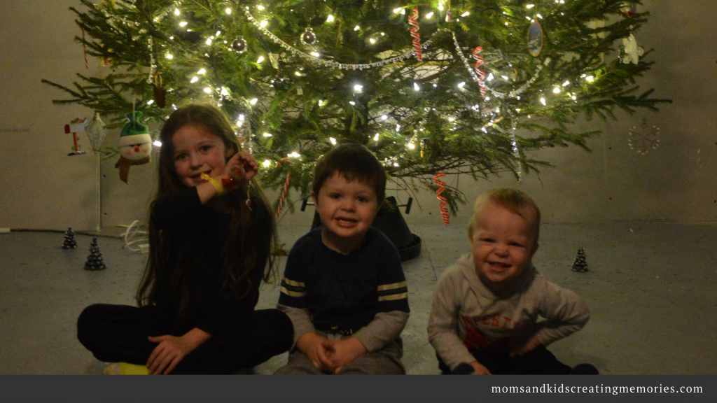 This Christmas - create some memories!