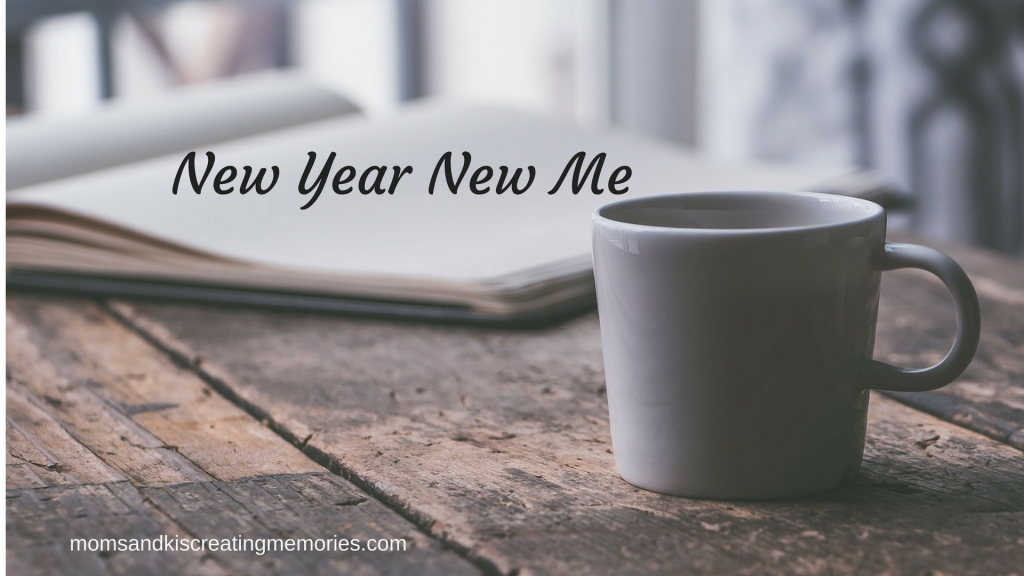 New Year New Me - Coffee and Planning, Changes for the new year