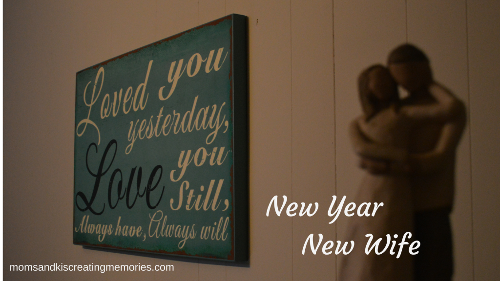 New Year New Wife - Loved You Yesterday, Love You Still, Always Have, Always Will - Willowtree Husband and Wife - love