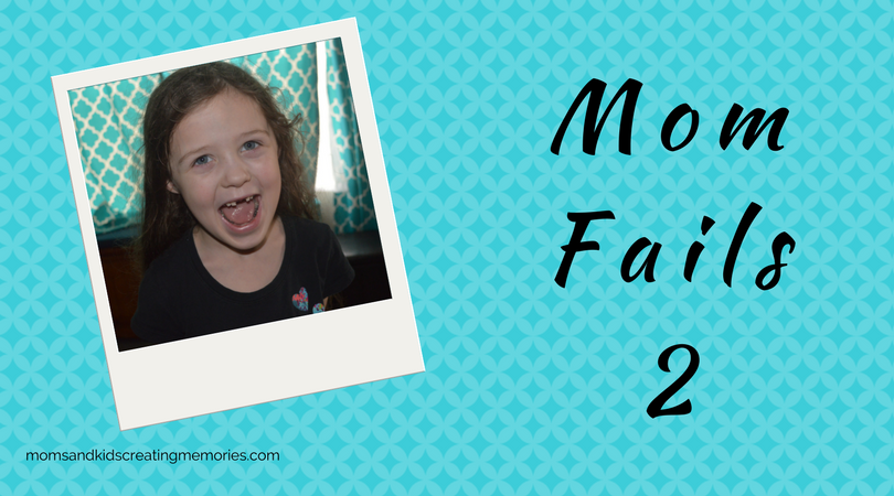 Mom Fails - 2 - picture of A screaming